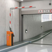 The parking barriers Parking Pro offer quick opening and closing to manage high frequency car parks. The barrier booms are design for use in parking areas, Also, these barrier gates can fit with foldable booms, soft booms or boom-skirts to increase visibility and protection.